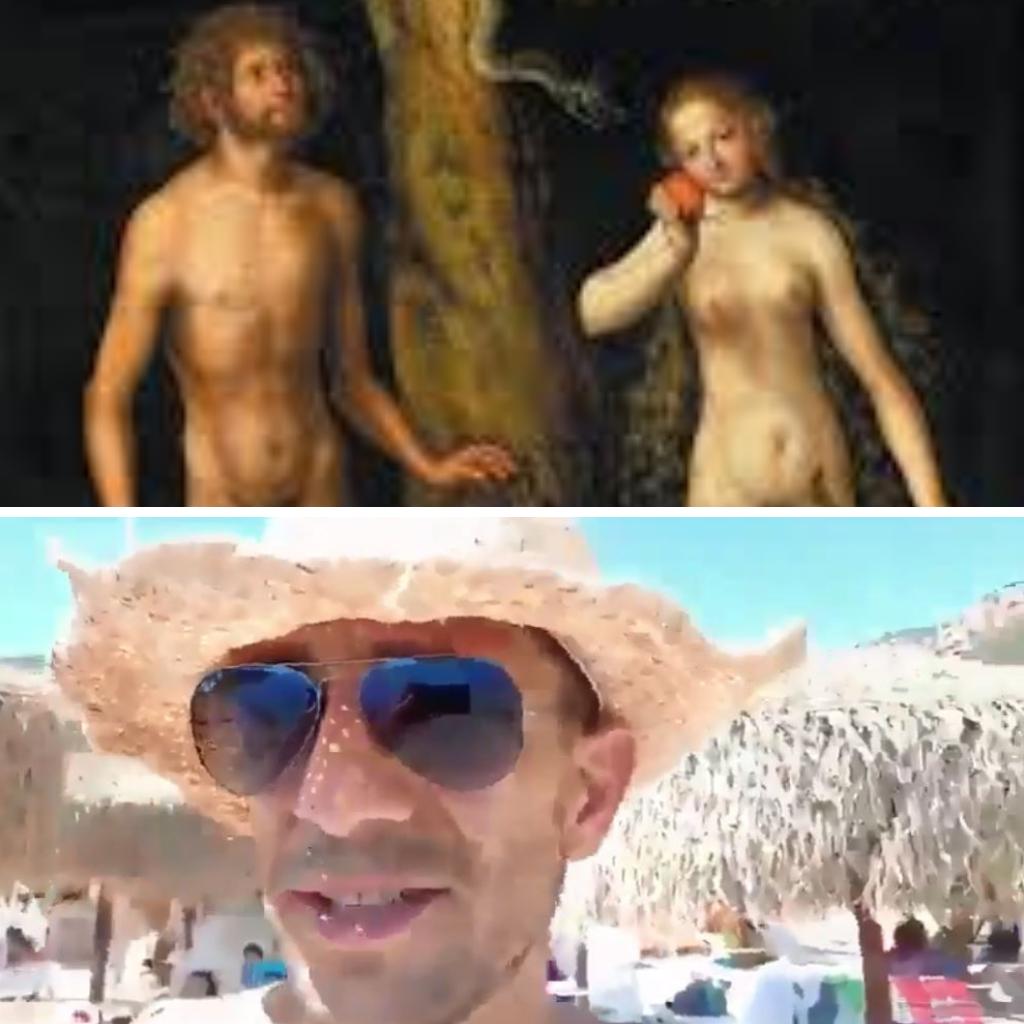 Celebrating Adam
