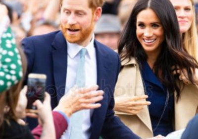 Duke and Duchess of Sussex On Tour